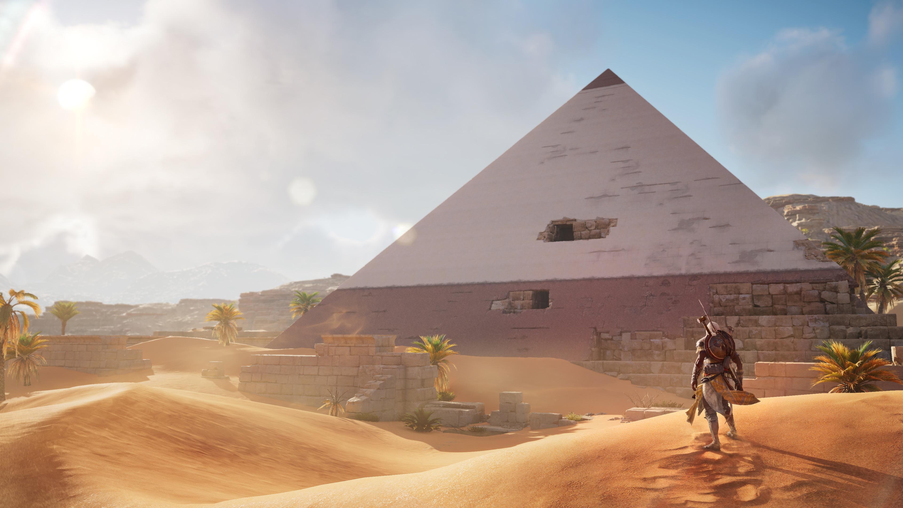 bayek of siwa assassin s creed origins hd wallpaper 2178991