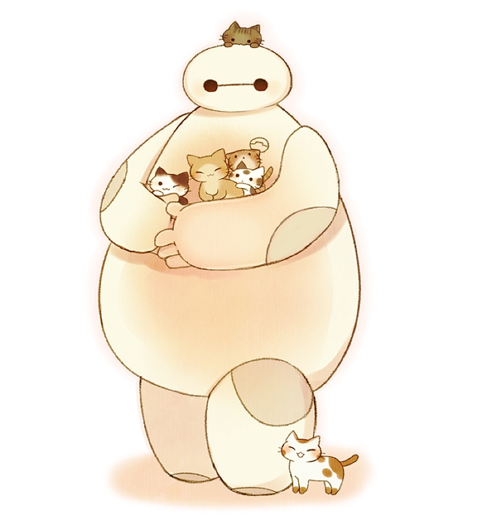 Baymax - Big Hero 6 - Image #1843904 - Zerochan Anime