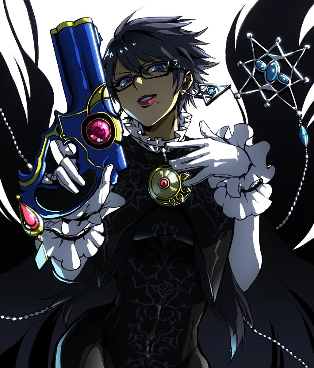Anime Character 2 : Bayonetta zerochan anime image board