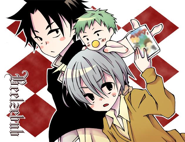 Tags: Anime, Umeda 210, Beelzebub, Furuichi Takayuki, Baby Beel, Oga Tatsumi, Pixiv