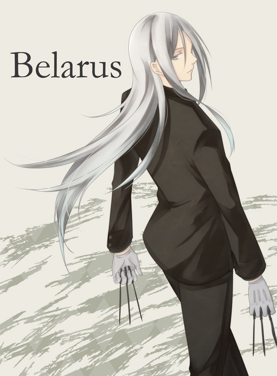 Tags: Anime, Taka Bun, Axis Powers: Hetalia, Belarus (Male), Nyotalia, Soviet Union