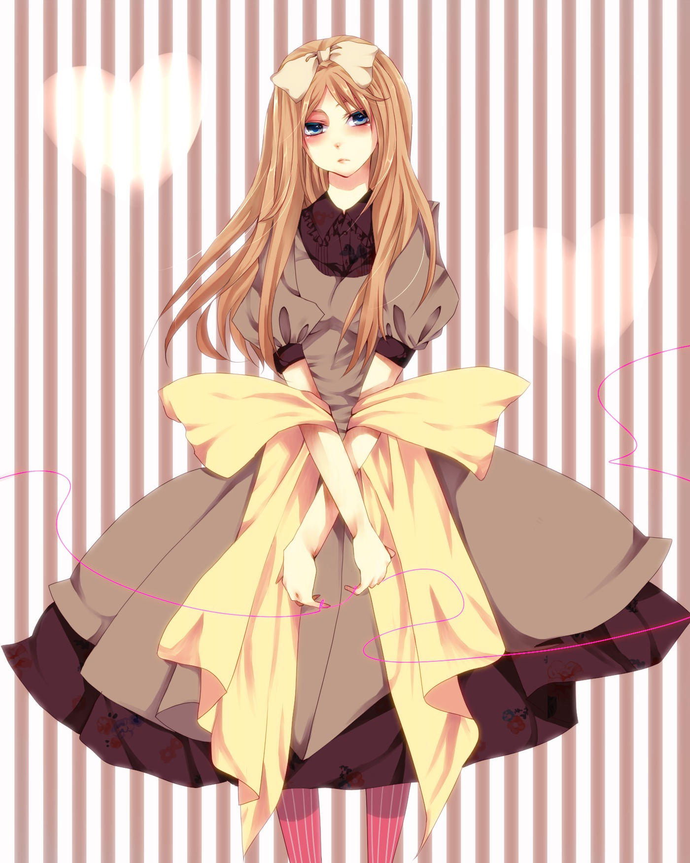 Картинки лисенок аниме 3