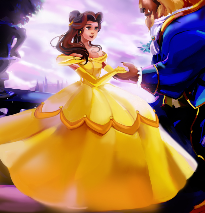 Beauty and the Beast Fanart  page 2  Zerochan Anime Image Board