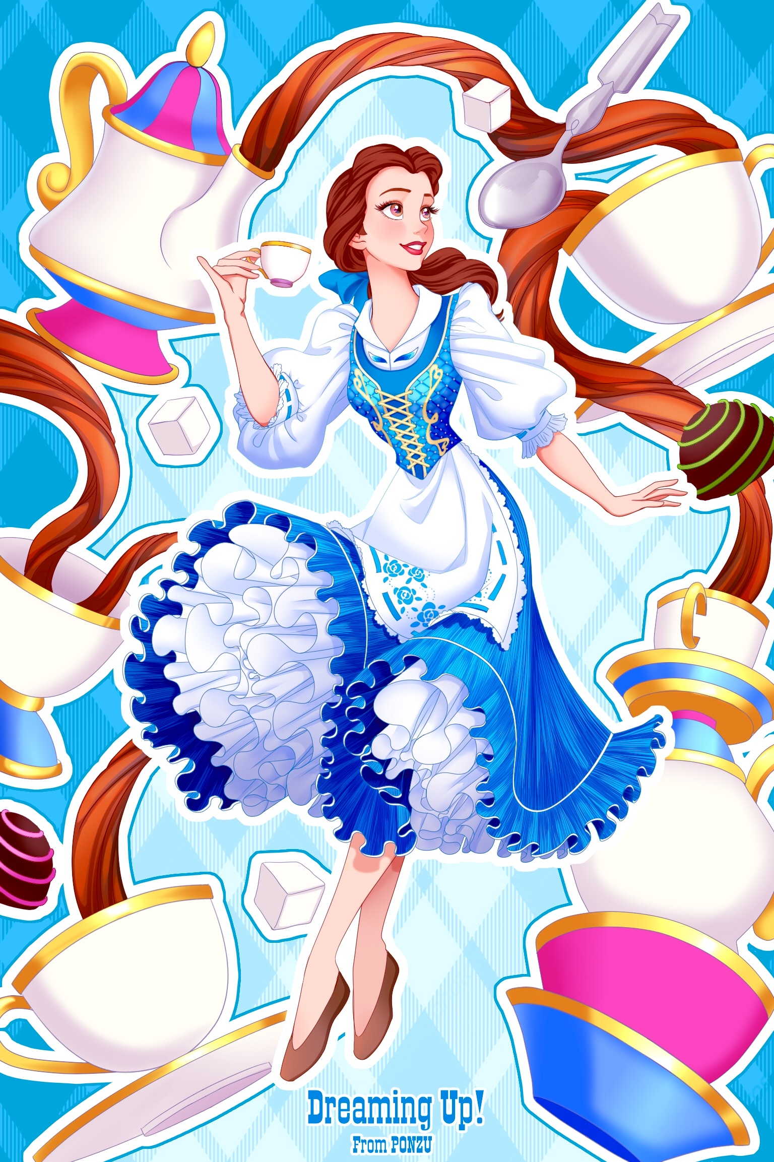 Belle Beauty And The Beast Beauty And The Beast Disney Image 2779867 Zerochan Anime Image Board