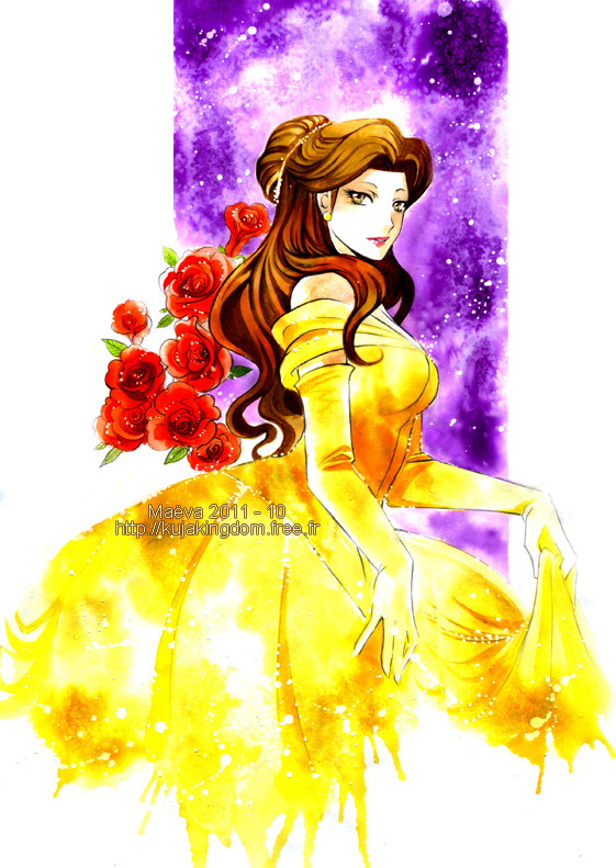 Download Belle Beauty And The Beast Image