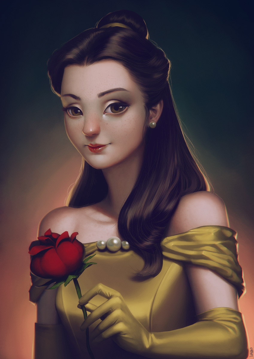 Cosmetics And Makeup: Belle (Beauty And The Beast)