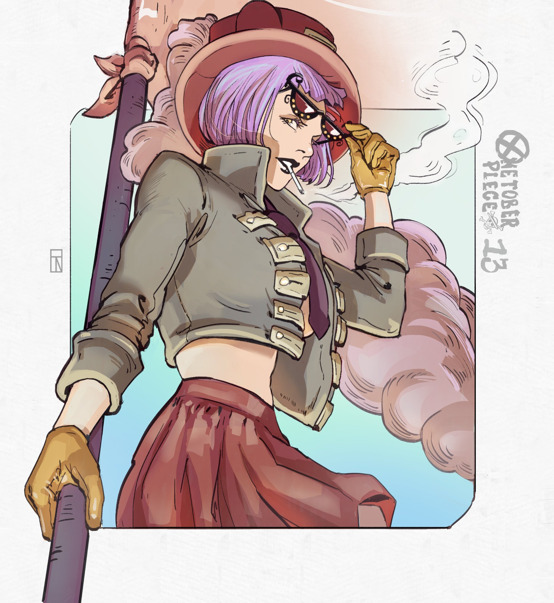 Belo Betty - ONE PIECE - Image #3115786 - Zerochan Anime ...