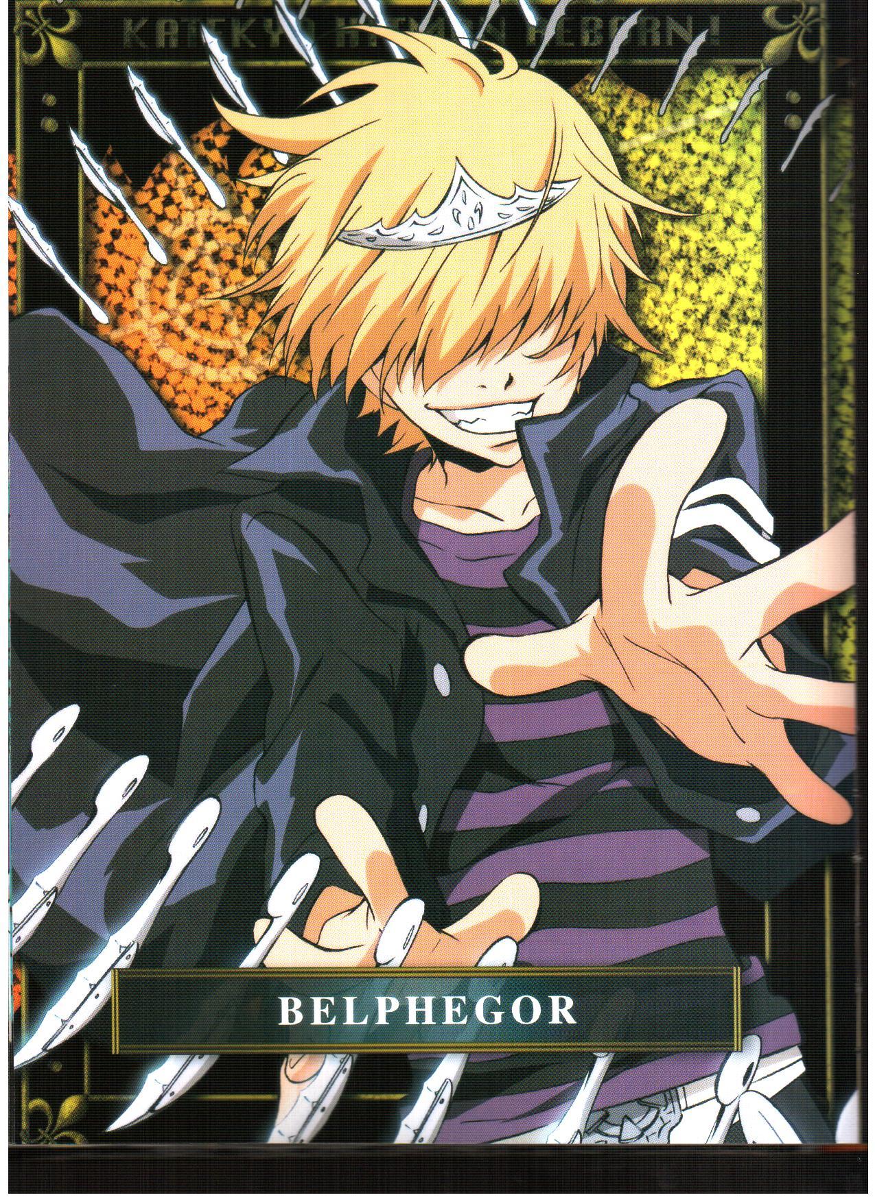 Future Belphegor Reborn Belphegor/#1440...