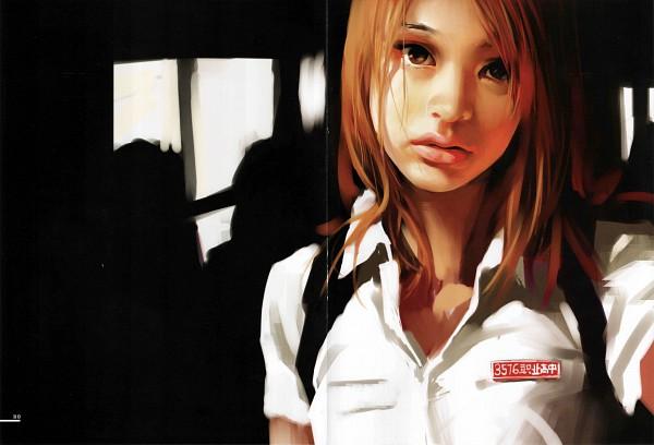 Tags: Anime, Benjamin (Zhang Bin), Realistic