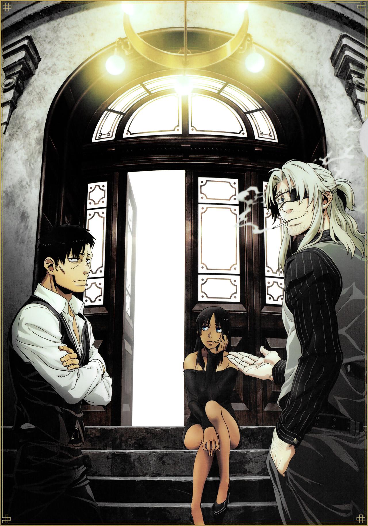 Gangsta - Zerochan Anime Image Board-3372