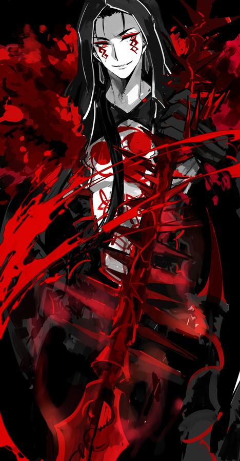Tags: Anime, Apol, Fate/Grand Order, Lancer (Fate/stay night), Berserker (Cú Chulainn Alter), Fanart, Fanart From Pixiv, Pixiv