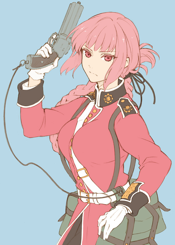 Tags: Anime, Isshiki (Pixiv388151), Fate/Grand Order, Berserker (Florence Nightingale), Between Breasts, Fanart From Pixiv, Pixiv, Fanart
