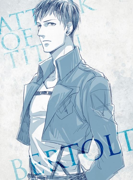 Tags: Anime, Umashima, Attack on Titan, Bertholdt Fubar, Fanart From Pixiv, Pixiv, Fanart