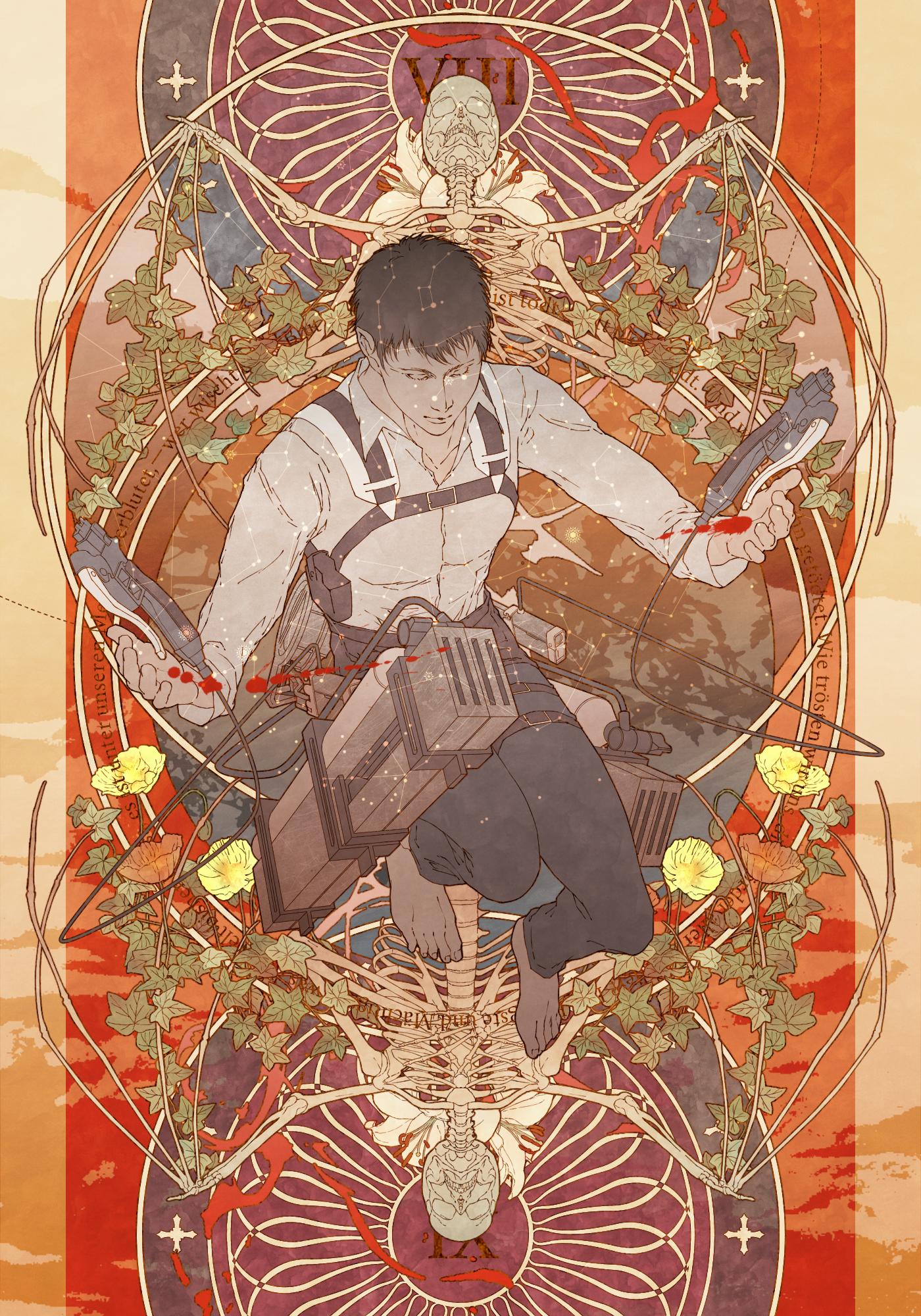 Bertholdt Fubar, Fanart | page 20 - Zerochan Anime Image Board