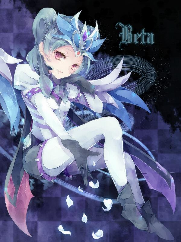 Tags: Anime, Shain Roki, Level-5, Inazuma Eleven GO Chrono Stone, Inazuma Eleven, Inazuma Eleven GO, Beta (Inazuma Eleven GO), Pixiv, Fanart From Pixiv, Fanart