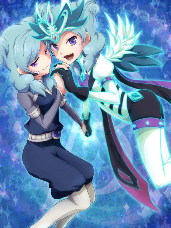 Tags: Anime, Kiryamu, Level-5, Inazuma Eleven GO Chrono Stone, Inazuma Eleven, Inazuma Eleven GO, Beta (Inazuma Eleven GO), Pixiv, Fanart From Pixiv, Fanart