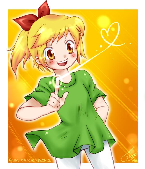 Tags: Anime, Maiashichi, Bibi Blocksberg, Bibi Blocksberg (Character)