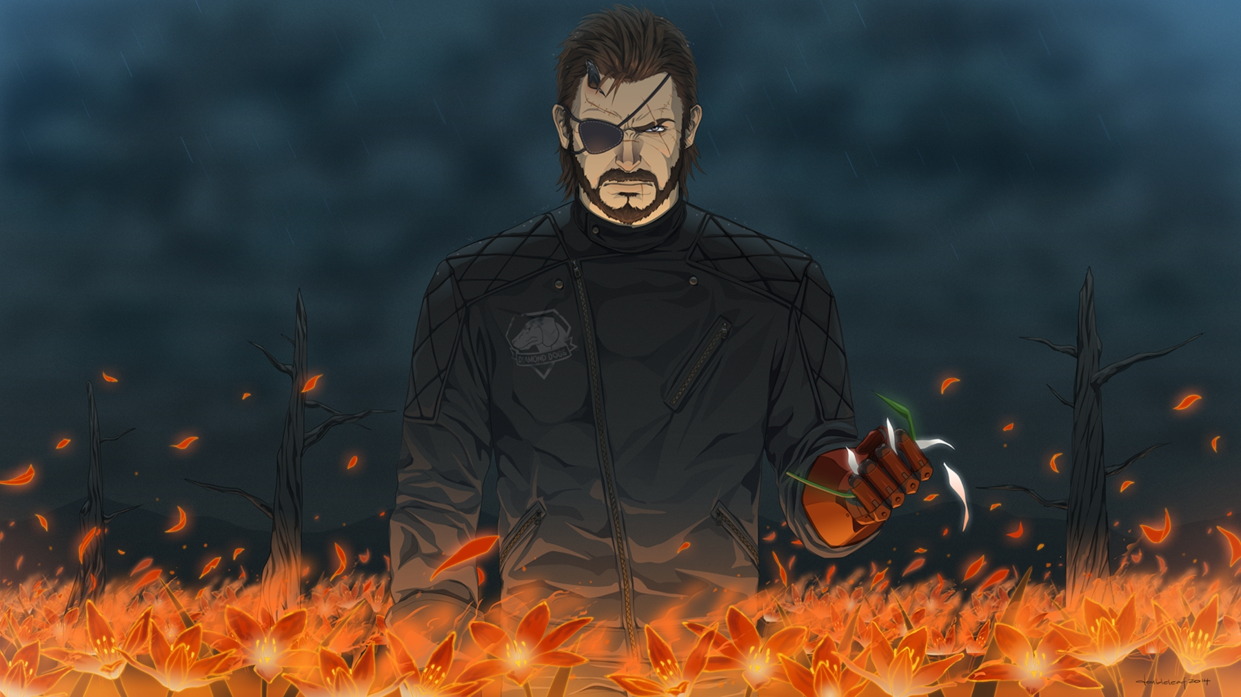 big boss - metal gear solid - zerochan anime image board