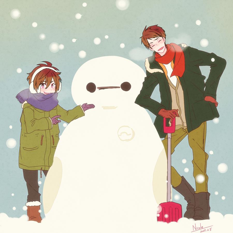 Tadashi Hamada Big Hero 6 Zerochan Anime Image Board
