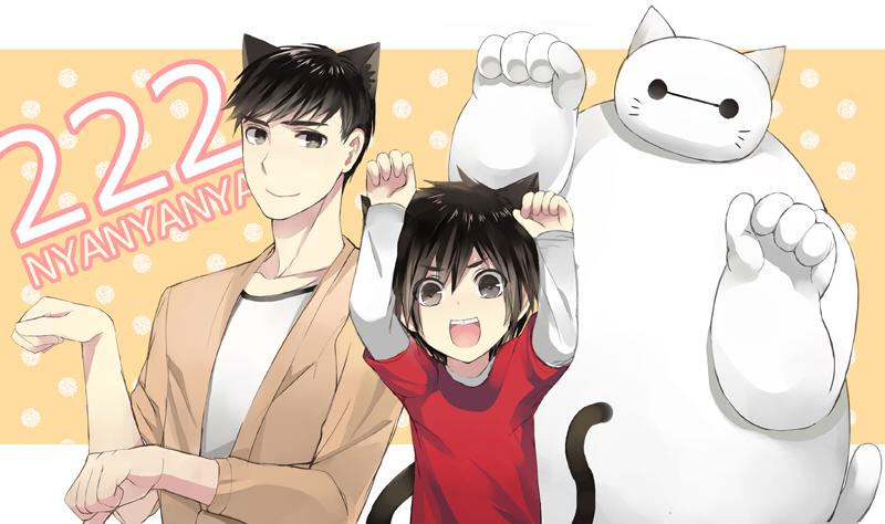 Big Hero 6 Anime Characters : Big hero disney image zerochan anime