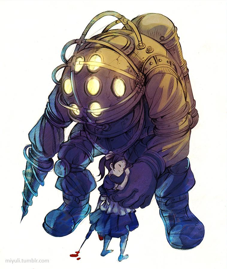 Bioshock Image 1832297 Zerochan Anime Image Board