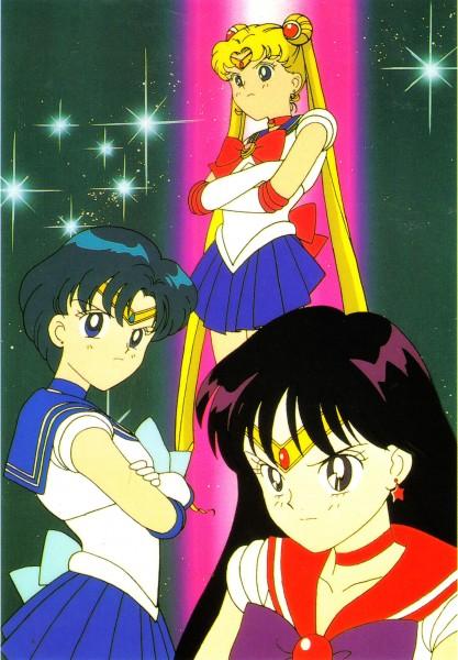 Sailor Moon  Tsuki...