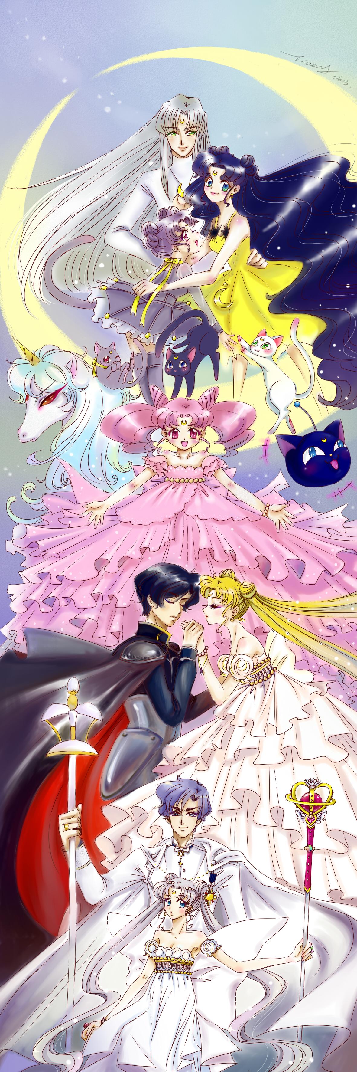 Human Artemis Artemis Sailor Moon Zerochan Anime Image