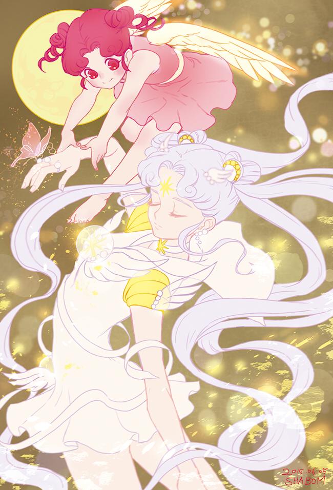 Tags: Anime, pt0317, Bishoujo Senshi Sailor Moon, Sailor Cosmos, Chibi Chibi, Mobile Wallpaper, deviantART, Fanart, Fanart From DeviantART, Pixiv, Fanart From Pixiv, PNG Conversion, Pretty Guardian Sailor Moon