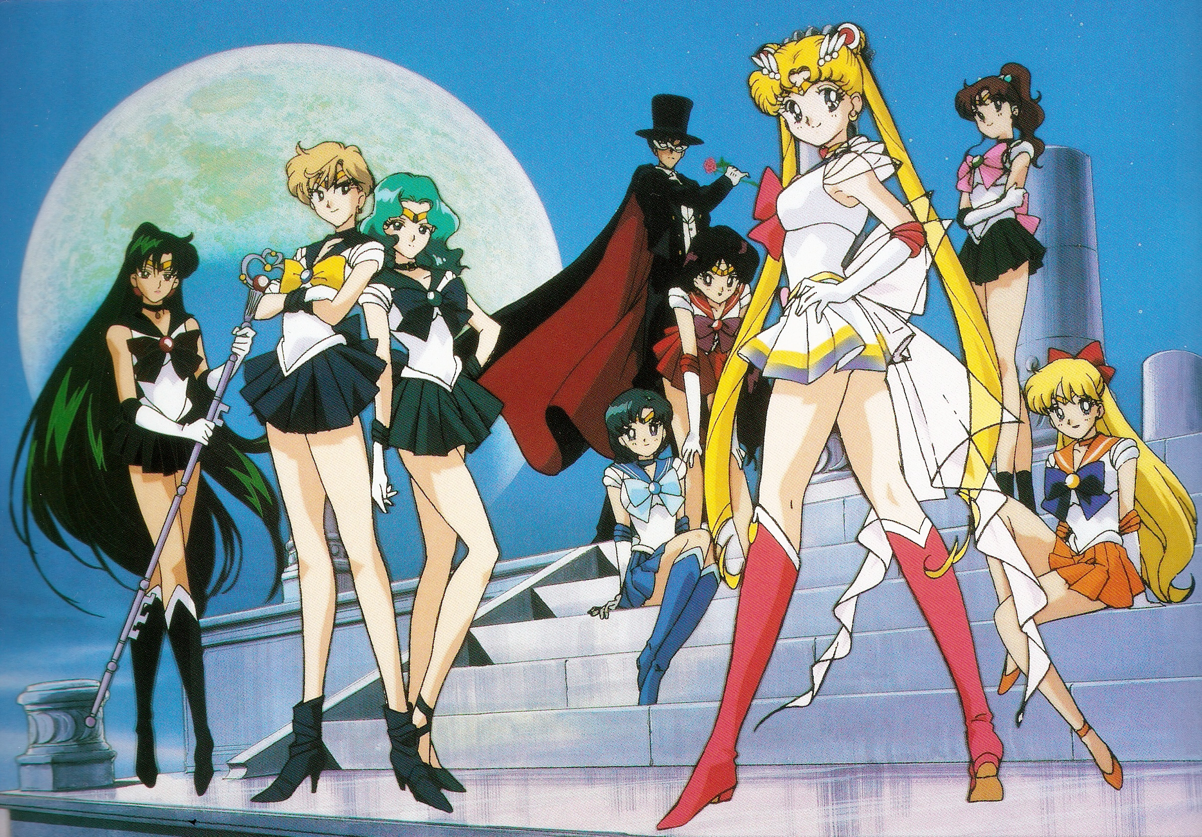 Favorites of yu_gi_oh_girl tagged Bishoujo Senshi Sailor Moon - Zerochan