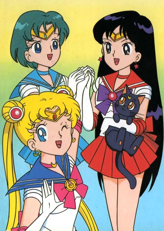 - Sailor Mars Sail...