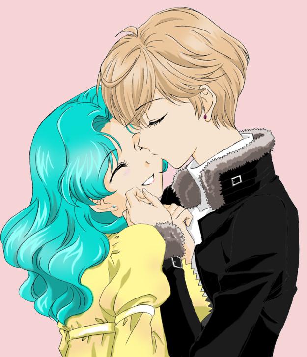 Sailor neptune dating