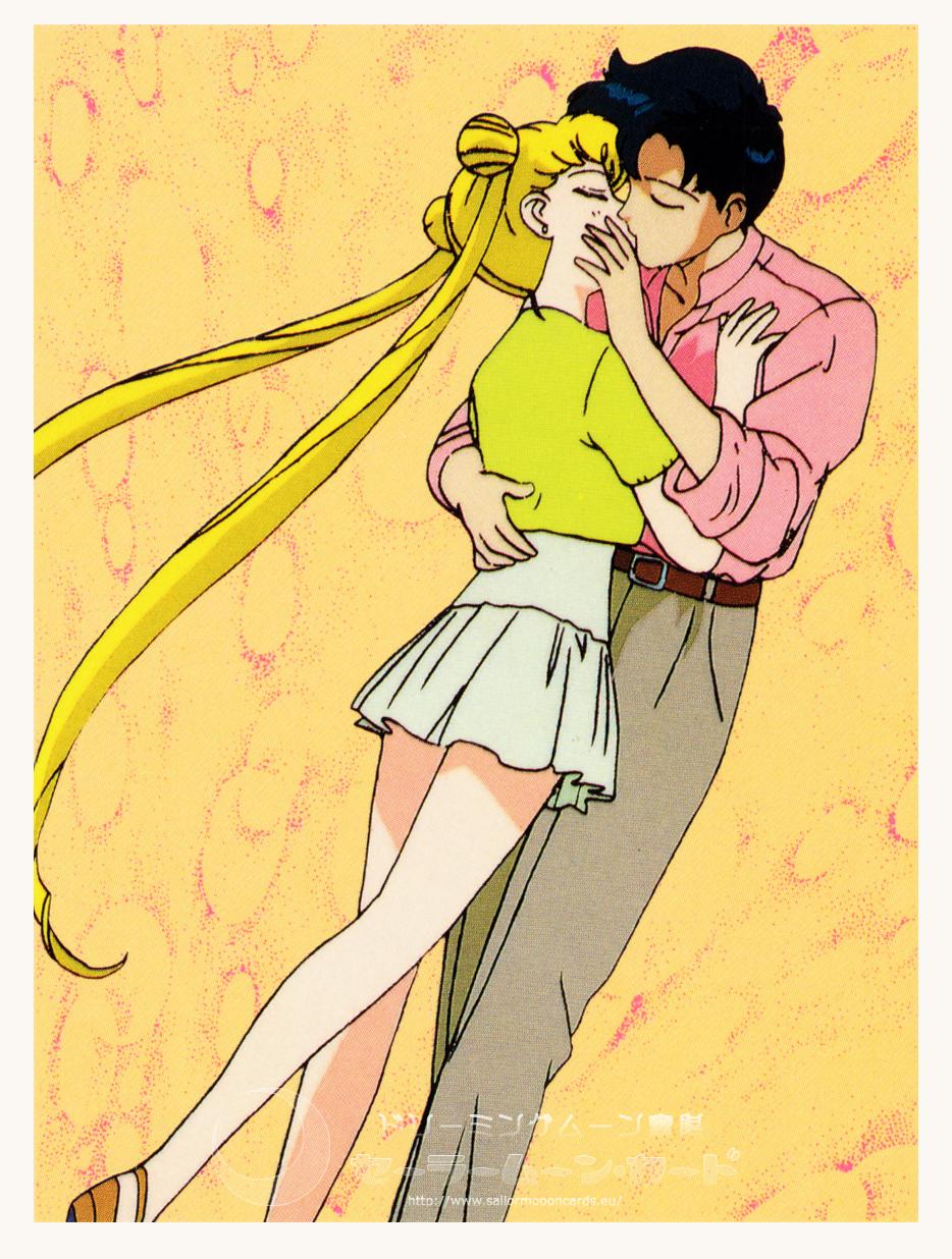 Sailor Moon Chiba Mamoru