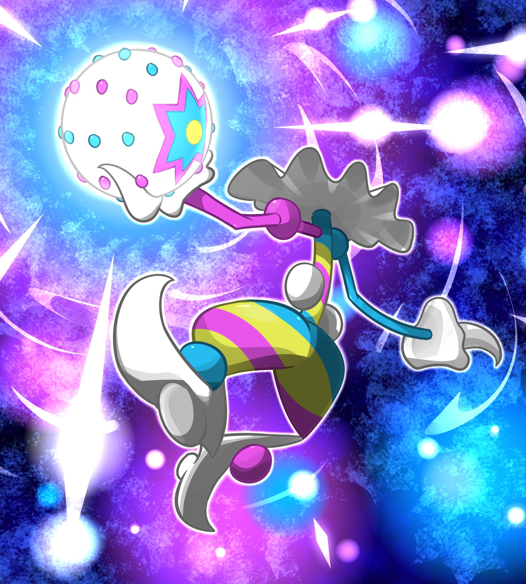 Blacephalon Pok 233 Mon Image 2185246 Zerochan Anime Image Board
