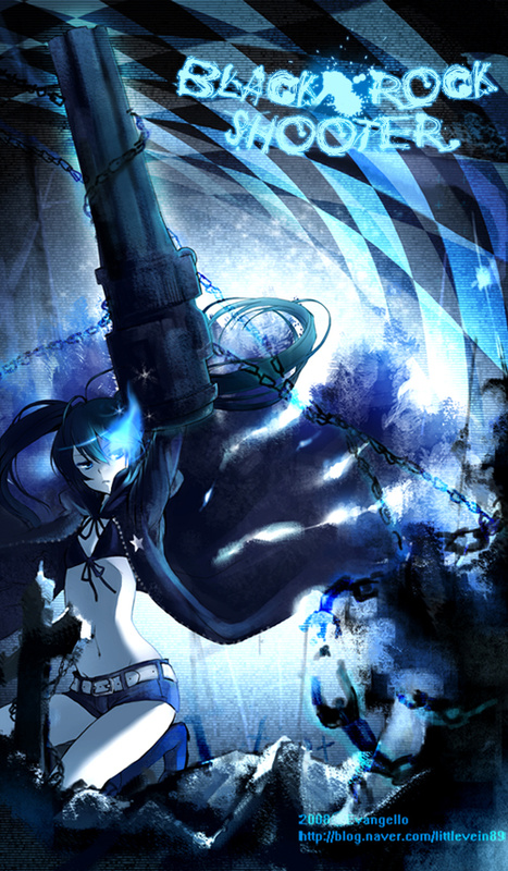 Tags: Anime, Black★Rock Shooter, Black★Rock Shooter (Character), Cocorip