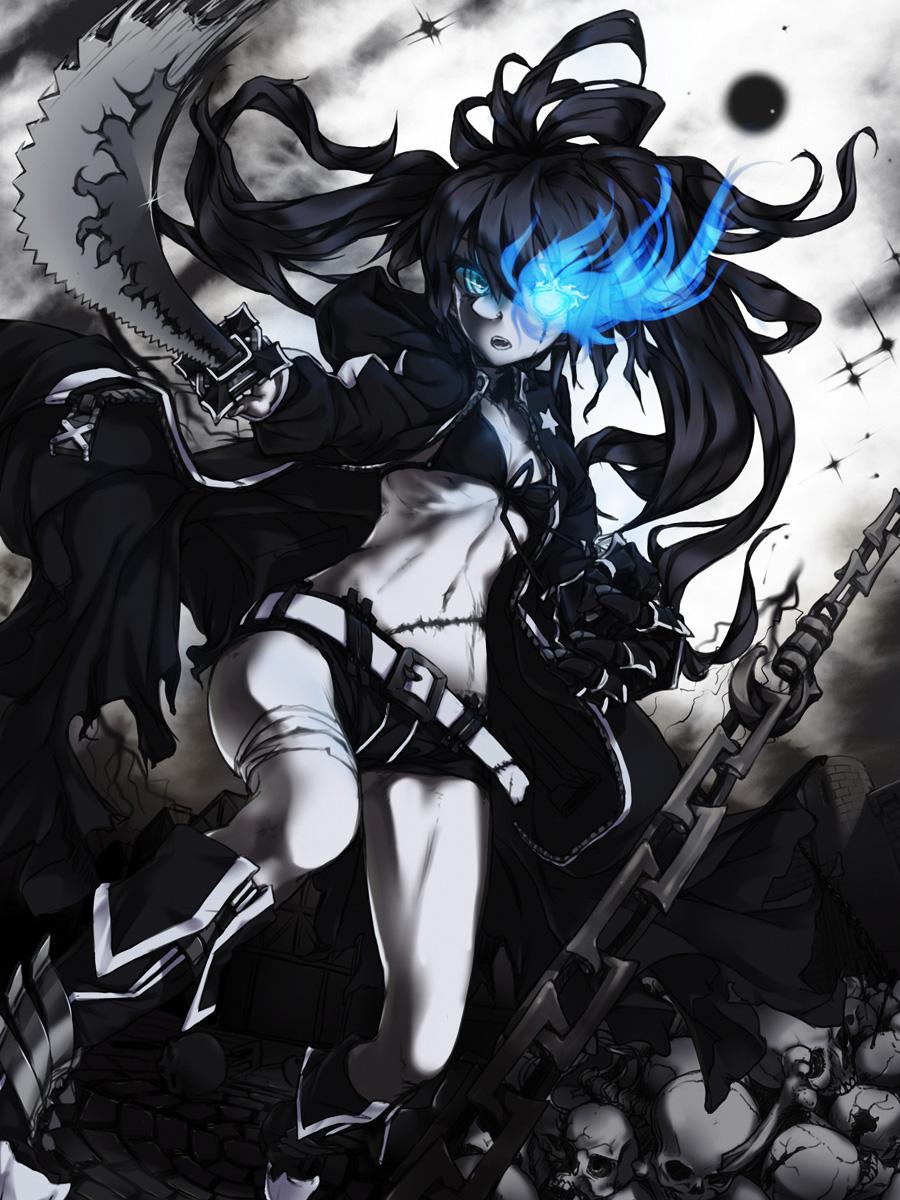 Картинки стрелок аниме