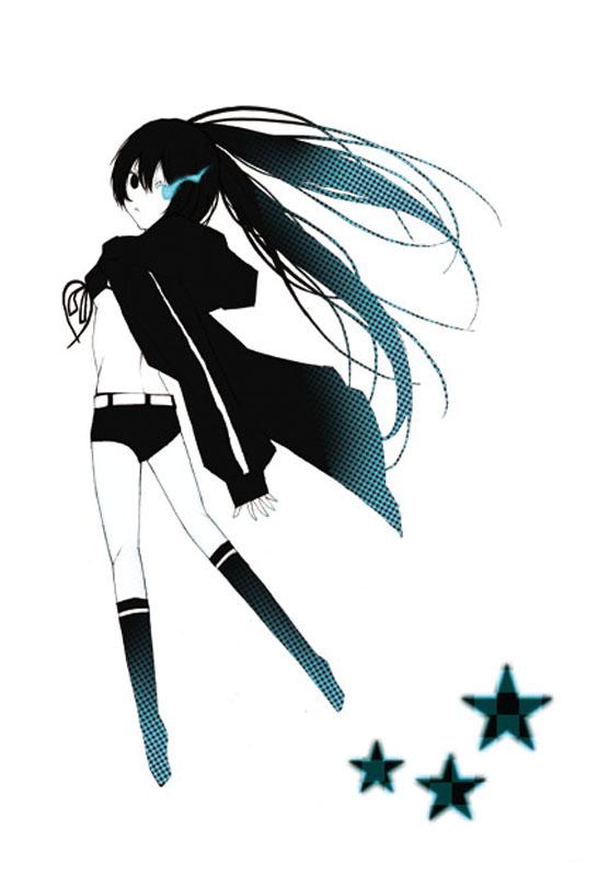 Tags: Anime, Black★Rock Shooter, Black★Rock Shooter (Character)
