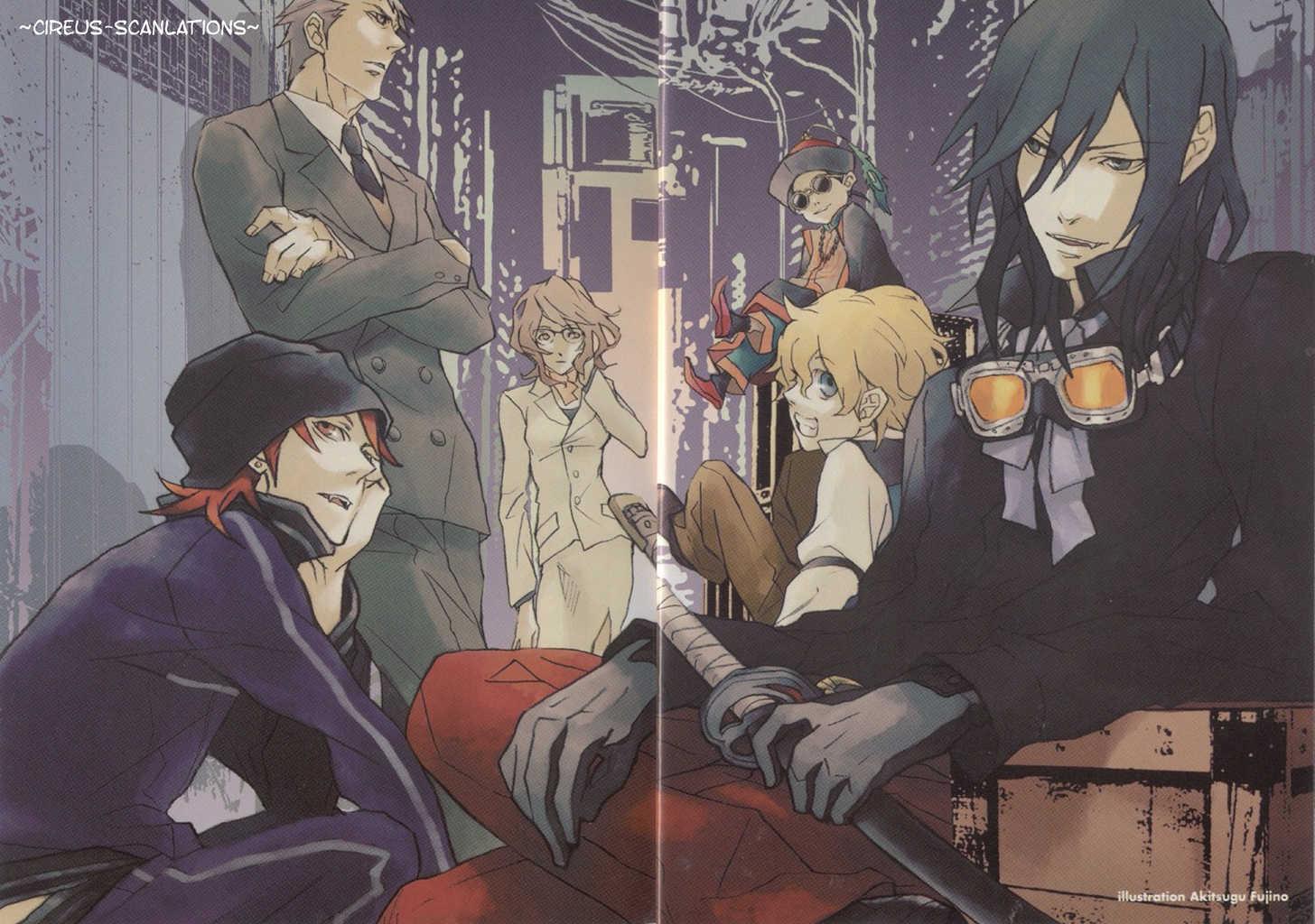 Black Blood Brothers - Zerochan Anime Image Board
