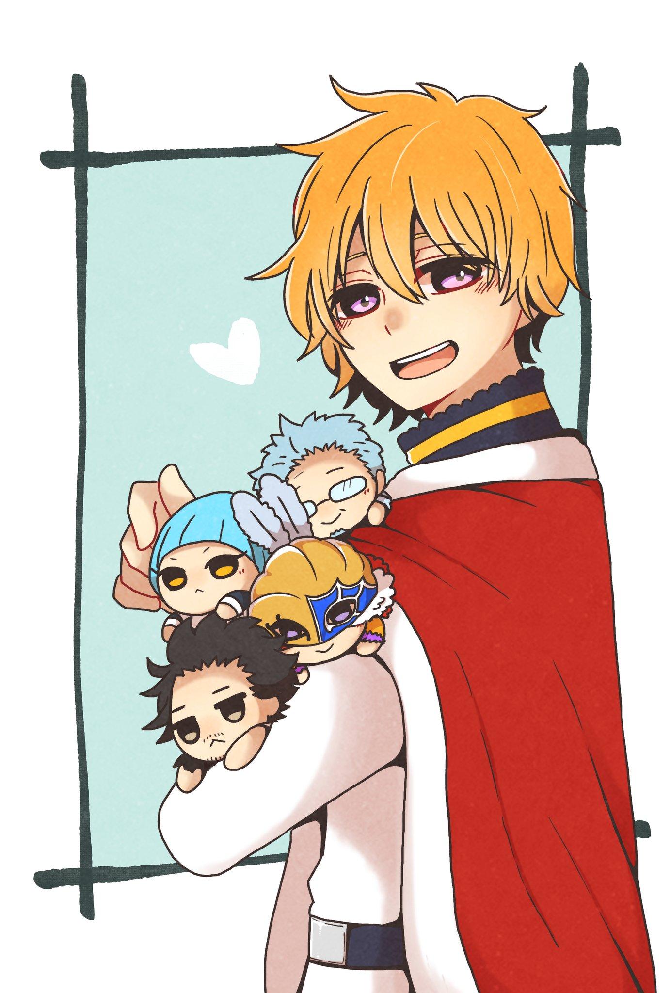 Black Clover Image #2978510 - Zerochan Anime Image Board