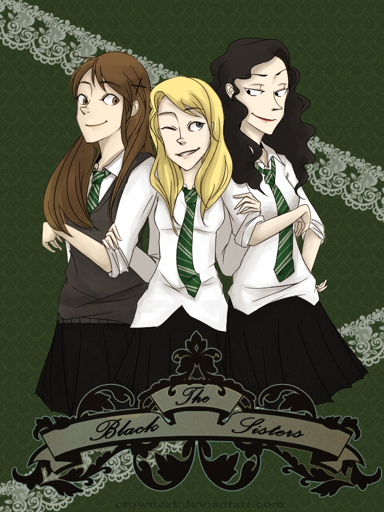 Black Family - Harry Potter - Image #945608 - Zerochan ...