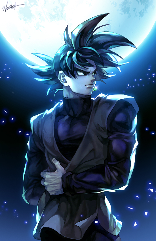 Black Goku Dragon Ball Super Zerochan Anime Image Board