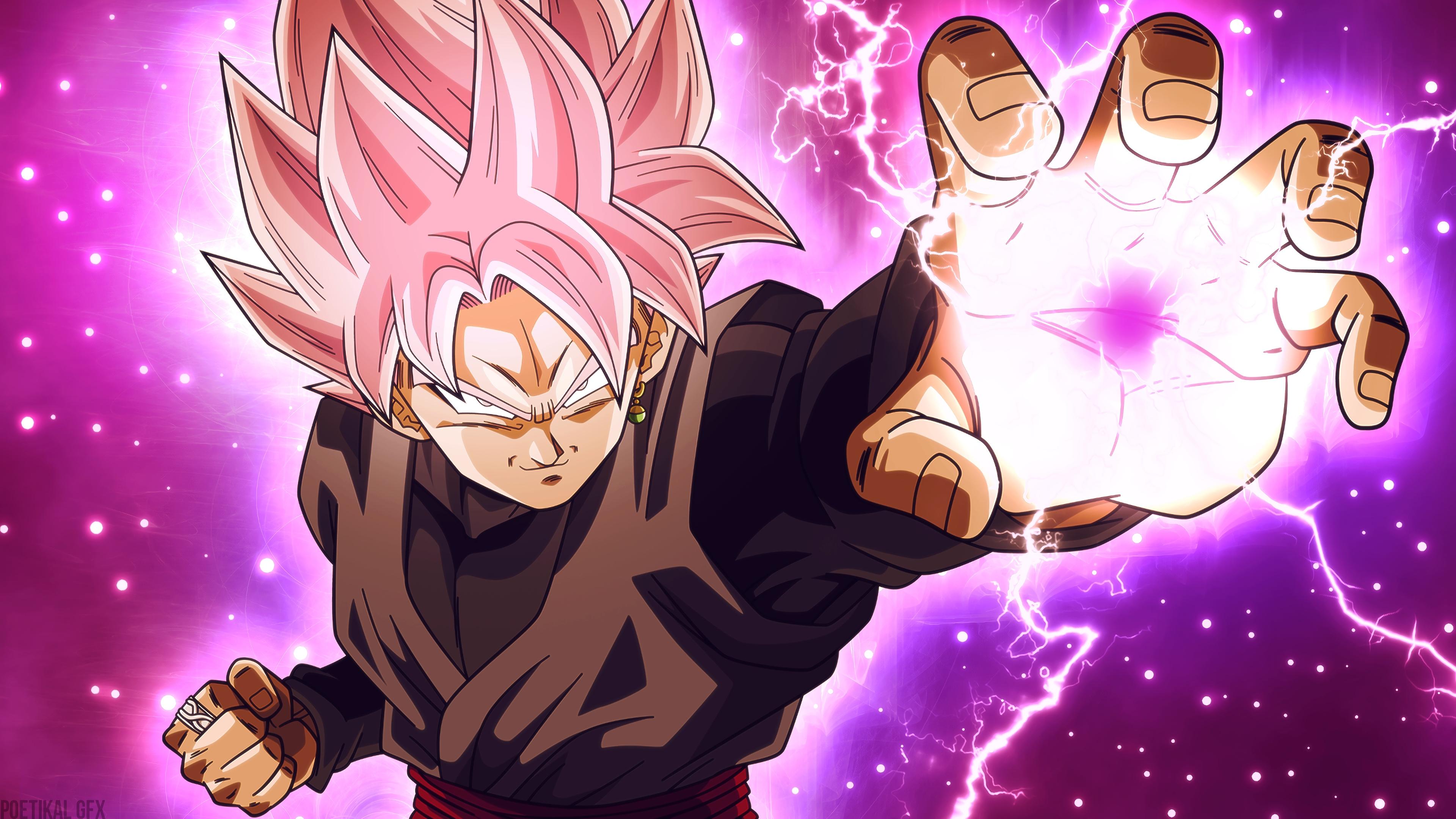 Black Goku - DRAGON BALL SUPER - Zerochan Anime Image Board