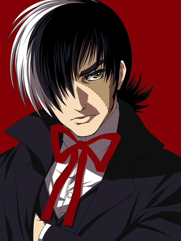 Tags: Anime, Gimay, Black Jack, Black Jack (Character)