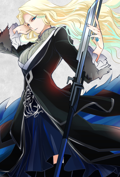 Black Lancer Fate Apocrypha Zerochan Anime Image Board