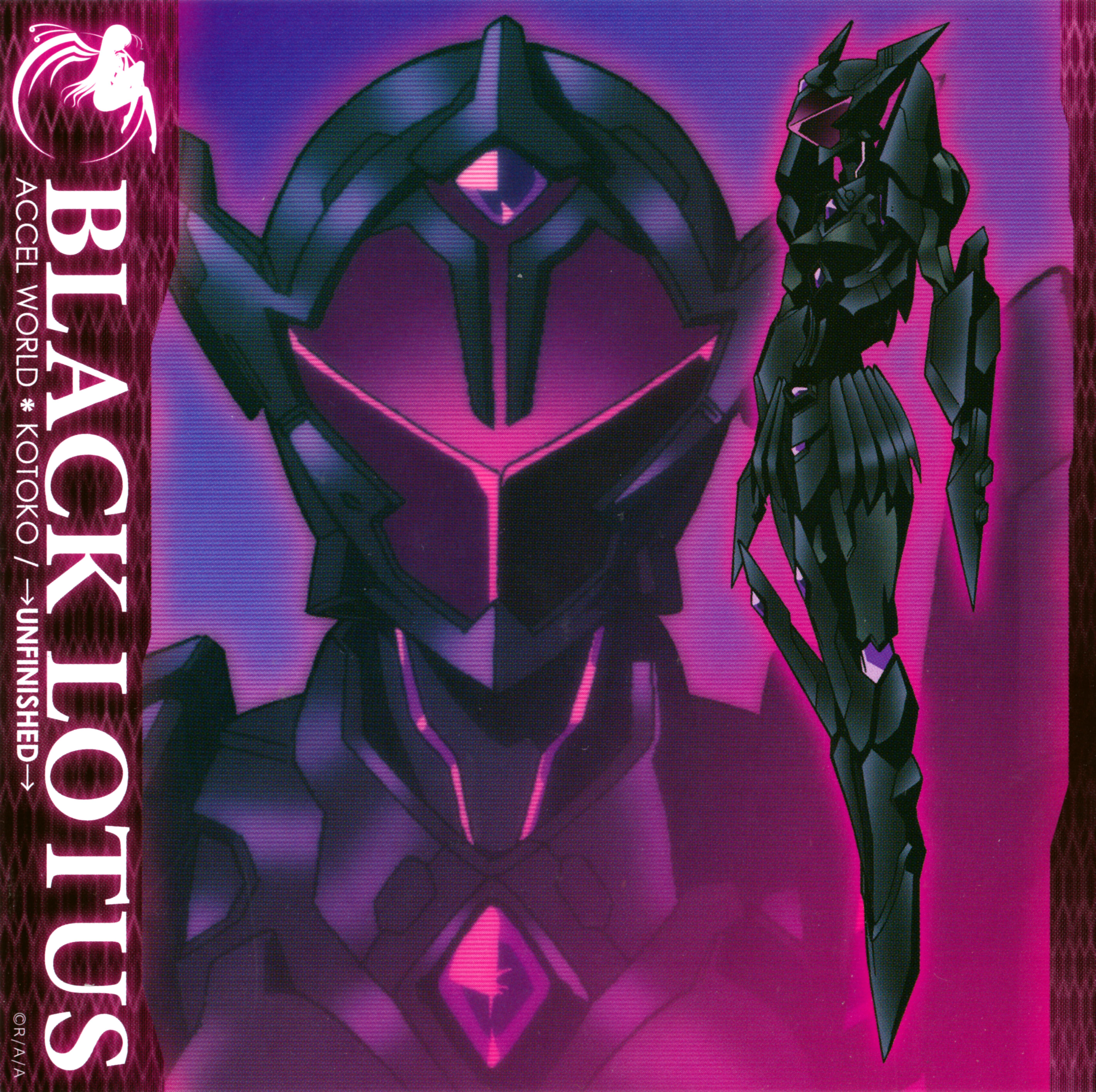 Black Lotus Kuroyukihime Zerochan Anime Image Board
