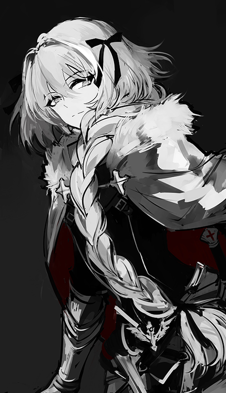 black rider - fate  apocrypha