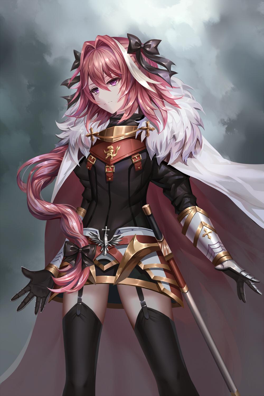 Black Rider Fate Apocrypha Zerochan Anime Image Board