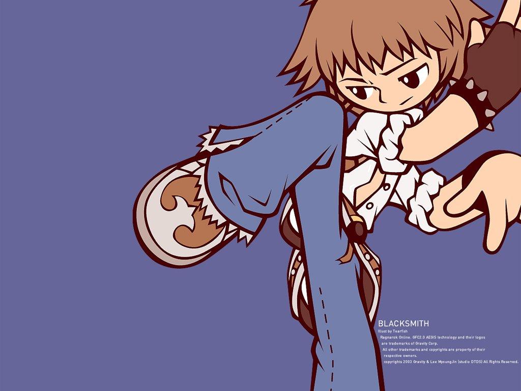 Blacksmith Ragnarok Online Ragnarok Online Zerochan Anime