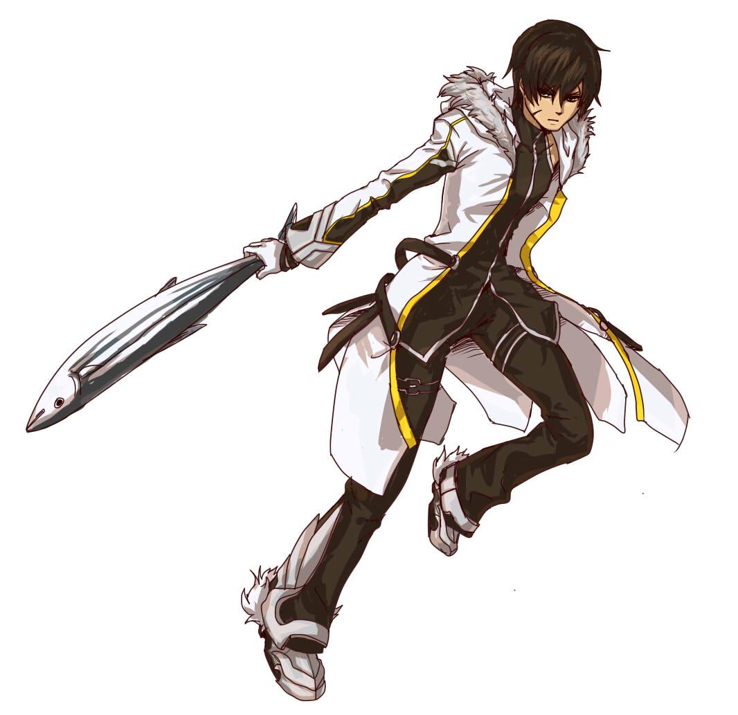 blade master raven921101 zerochan