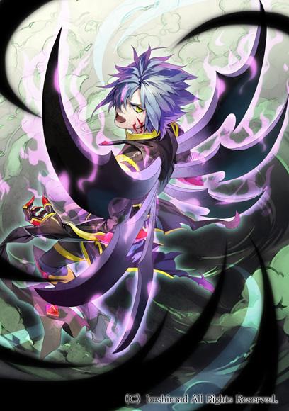 Tags: Anime, Ryuutetsu, Bushiroad, Cardfight!! Vanguard - Official Card Illustration, Cardfight!! Vanguard, Blade Wing Reijy, Official Card Illustration, Official Art, Mobile Wallpaper, Dark Irregulars, Vanguard Race: Human, Vanguard Unit