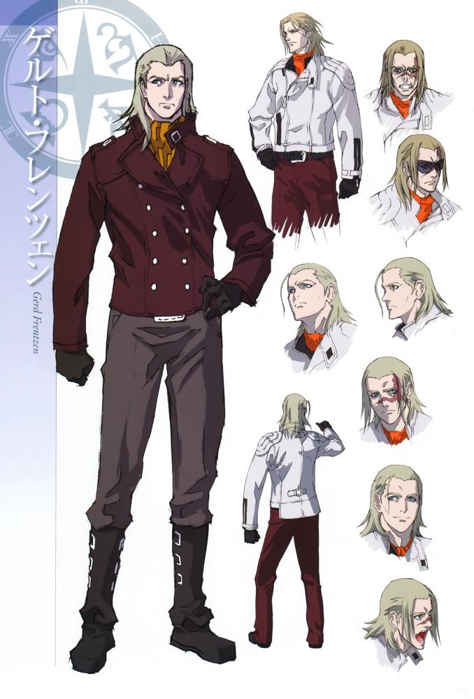 Gnomon Character Concept Design : Blassreiter image zerochan anime board